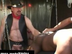 Gay cowboys in super extreme gay fisting part1
