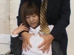 Arika Takarano Janapese milf gets finger part6