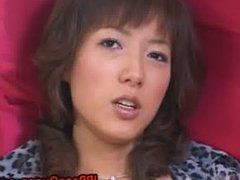 Hiromi aoyama getting pussy sucked part2