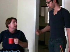 Twink gets anus rimmed and fingered part5