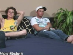 Gay clip of Straight Bobby & Brody part2