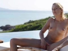 Killer anal and outdoor pussy rubbing