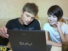 Her boyfriend that sold this teen beauty to rich stranger