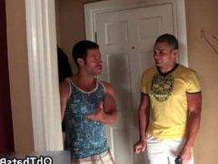 Danny Lopez gets hard stiff gay cock part3