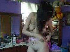 ViCute teen girl naked on webcam
