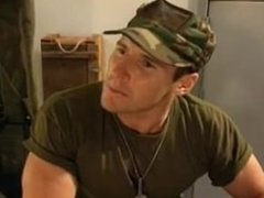 Military gay hard sex