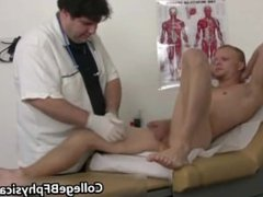 Jacob gets his sick penis examined part3