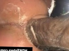 Impossible queer hard core rectum fisting part5