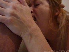 Suzy SuXXX Big Tit Milf cum lover Facial