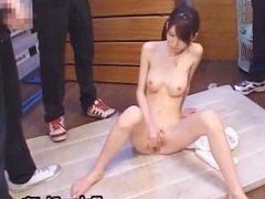 Asian MiLF Rina Tomoa Gets Sprayed part1
