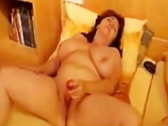 Bbw Wife And The Vibe BBW fat bbbw sbbw bbws bbw porn plumper fluffy cumsh