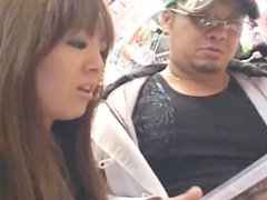 Hitomi Tanaka Hot Asian babe shows off part2