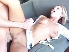Memphis Monroe Gets Pounded By James Deen