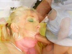 Pregnant Cock Sucker