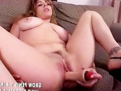 A Horny Teen Gives A Nice Hand Job And Then Eat His Cum