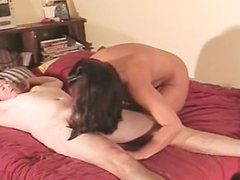 Amateur Couple's Creampie Video