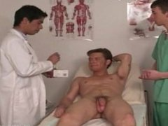 Patient Maverick enjoys full physical