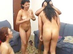 Anal Squirting Lesbians 2