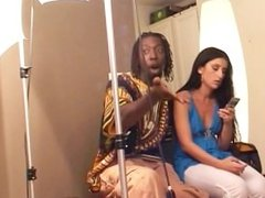 Oh No! There's a Negro in My Wife! 5 - Scene BTS