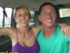 Bait bus fucking of straightys by gay guys in a van