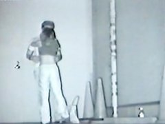 Infrared camera voyeur sex video