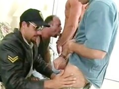 Cop Blowers - Scene 1
