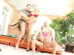 Misty, Stacy Silver, Bobi, George Uhl - Teen Party teen amateur teen cumsho