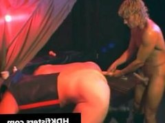 Extreme gay fisting threesome porn clips part1