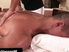 Hot and horny dude gets the massage part6