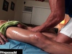 Brice gets his cute ass gay massaged part4