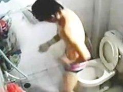caught masturbating spycam video