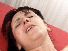 mature mom hairy anal
