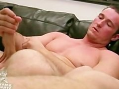 two 'straight' friends fingered then fucked