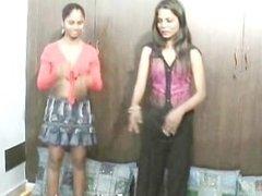 Lesbian Indian Babes Nisha And Sheetal