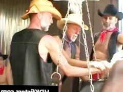Homosexual cowboys in great radical homosexual fisting part6