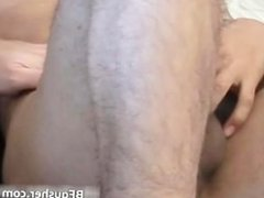 Cute boy gets his amazing cock jerked part4