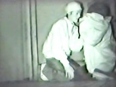 IR camera voyeur outdoor sex