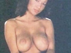 Vintage Hairy Busty Asian Girl - Hot Oil Massage & Fuck