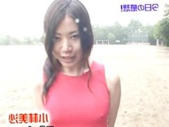 Real real asian amateur in nude track part5