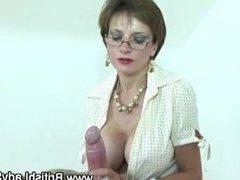 Mature femdom slut Lady Sonia