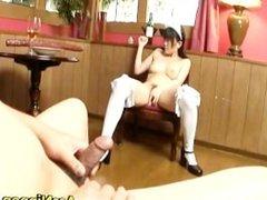 Super horny Japanese babes fucking part6