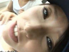 Extremely hot japanese schoolgirls part6