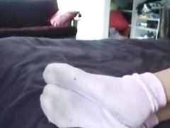 Jade Indica Smelly Socks Humiliation