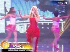 Eduman-Private.com - Yanilen Vestido Rojo