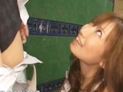 Frustrated Japanese lady has a hairy part4