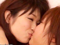 Haruna Maeda and Megumi Shino part2