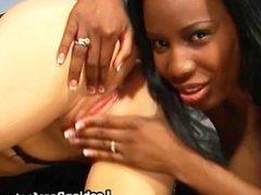 Steamy interracial lesbian porn part3