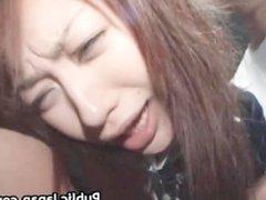 Akari Hoshino real real asian doll gets part2