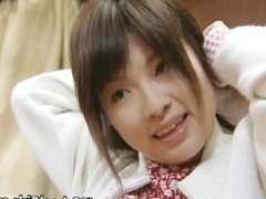 Extremely hot japanese schoolgirls part1