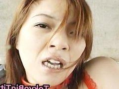 Aki Tomosaki Naughty Asian Teen Goes For part6